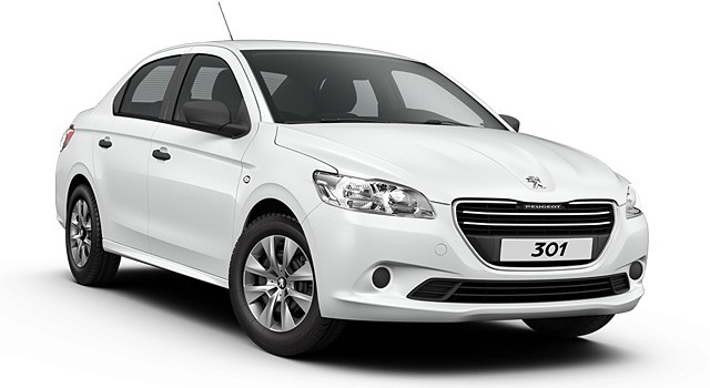 Peugeot 301 Is Nigeria's 'Car Of The Year' For 2016