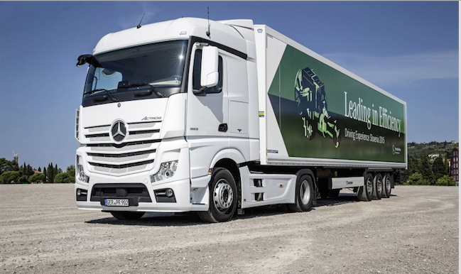 EXCLUSIVE: Why Mercedes - Benz Actros is a Real 'Truck you ...