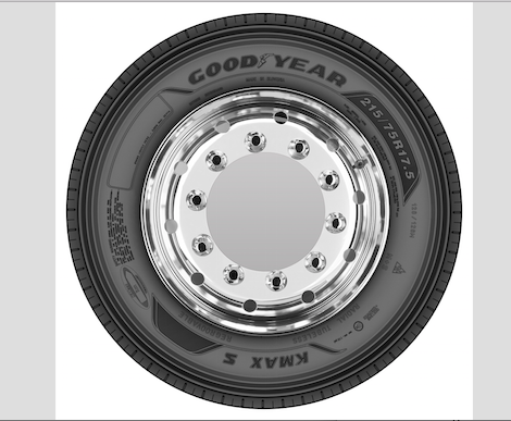 Goodyear Launches New Light Tonnage Truck Tyres Auto Report Africa