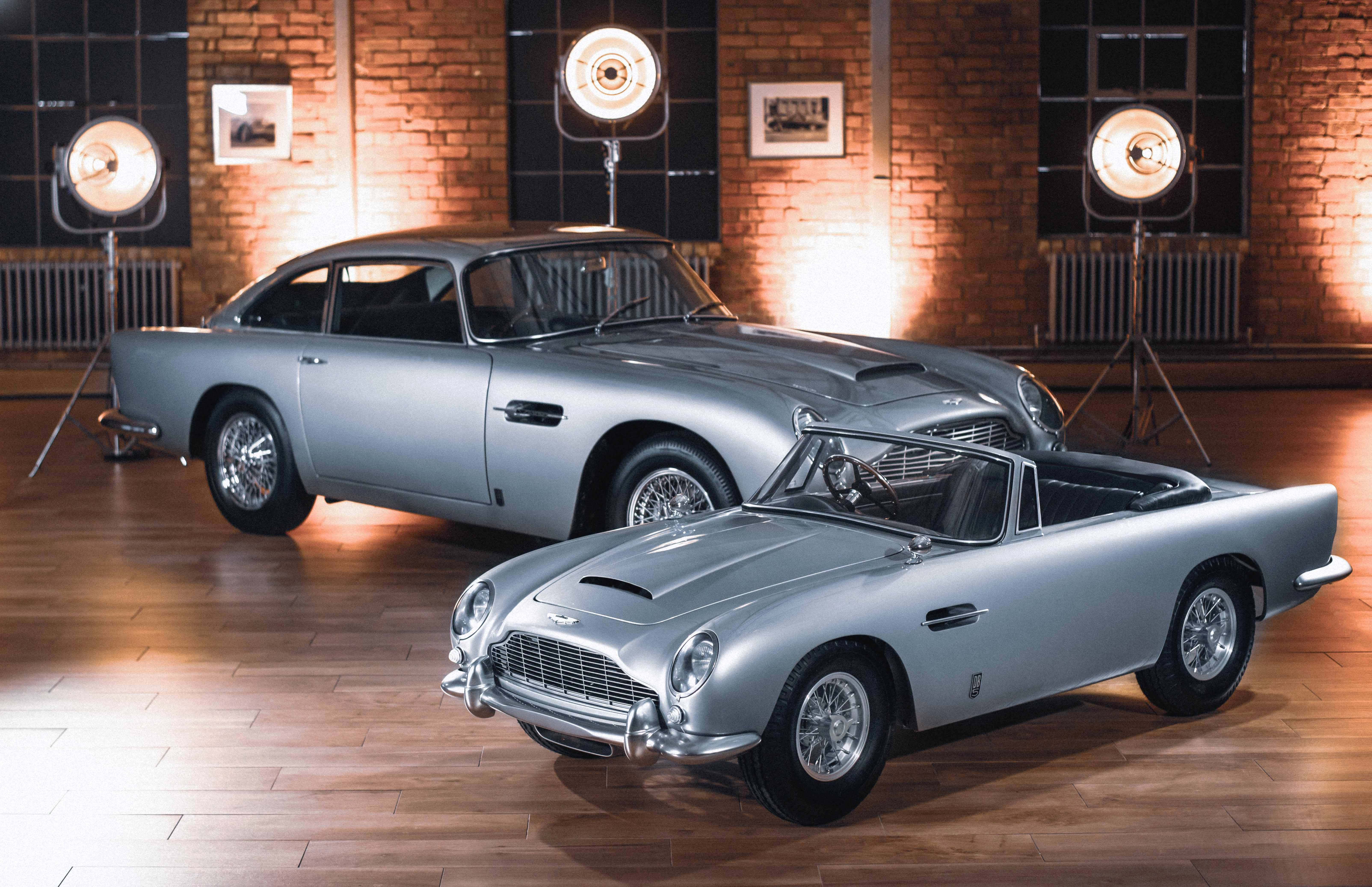 Aston Martin Db5 Junior The Celebration Of An Icon For A New Generation Auto Report Africa