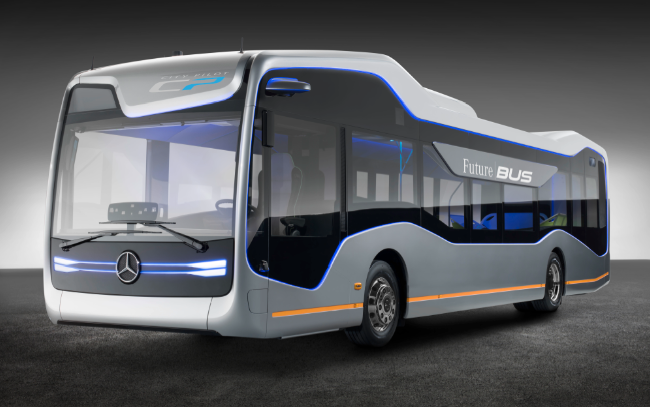 Kia Special Offers >> Mercedes-Benz redefines BRT with Future Bus - ..:: AUTO REPORT AFRICA